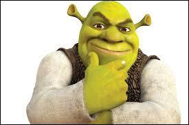 D'où sort Shrek au début du dessin animé ?