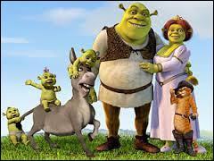 Quelle princesse est posée, inconsciente, sur la table de Shrek par sept nains ?