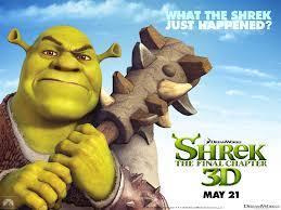 Connaissez-vous 'Shrek' ?