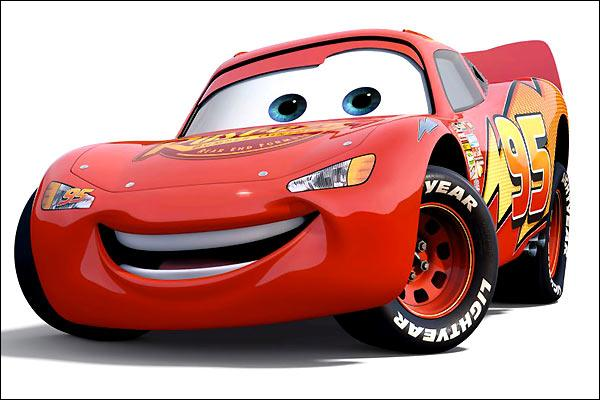Et pour finir une voiture de Pixar tirée du film :