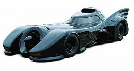 De quel film cette voiture vient-elle ?