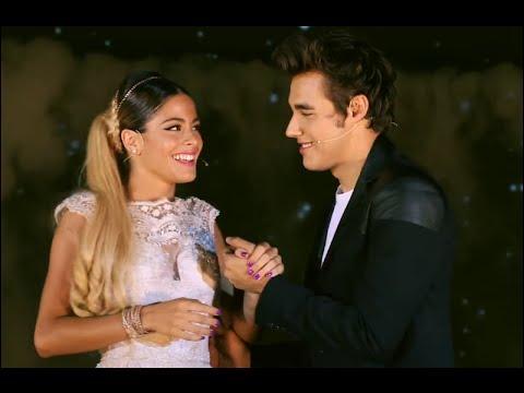 Quel titre porte la chanson interprétée en duo par Violetta et León ?