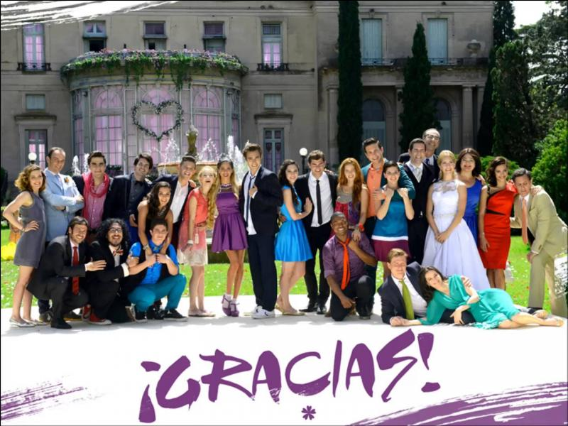 Quelle est la chanson finale de Violetta interprétée par toute la troupe ?