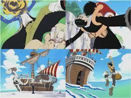 One Piece : épisode 17