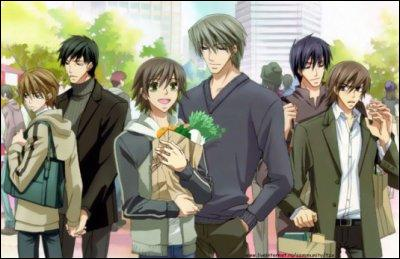 """""""Junjou Romantica"""" : Comment s'appelle le frère de Misaki ?"""