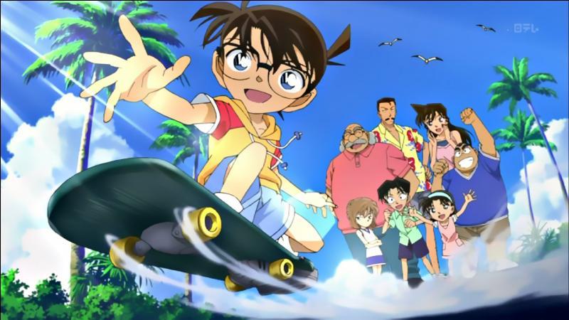 """""""Detective Conan"""" : Quel est le prénom de Conan sous sa vraie forme ?"""