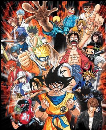 Divers mangas (6)