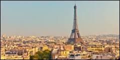 Je suis la splendide Paris avec ma tour Eiffel, je suis le centre de :