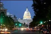 Washington belle, splendide et magique est la capitale :