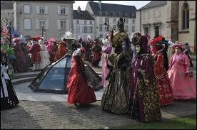 Où pouvez-vous voir ce carnaval ?