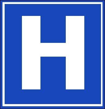 'H' est une série télévisée française qui se déroule dans un hopital, quel acteur né à Trappes est un des personnages principaux ?