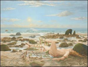 Les parties sexuelles jetées à la mer, quelle déesse naîtra ?