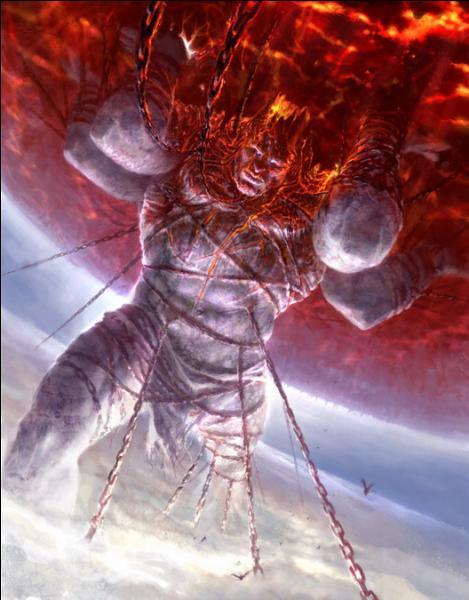 Quel Titan est le père d'Atlas ?
