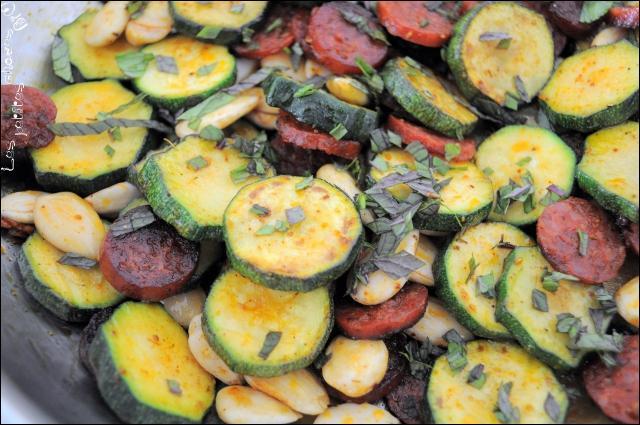 Quels légumes vont accompagner ce plat ?
