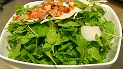 Et une petite salade pour digérer :