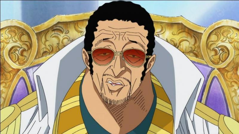 L'Amiral Kizaru s'est accaparé les pouvoirs du :