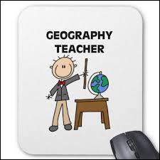 Quel est le comble pour un professeur de géographie ?