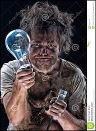 Lequel de ces combles n'appartient pas à l'électricien ?