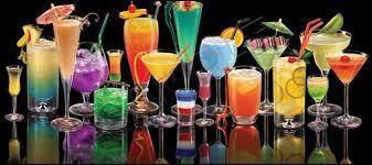 Et je vous offre un verre parce que dans la vie, en vérité, je suis ----.
