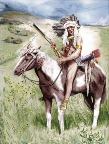 De quelle tribu était Géronimo ?
