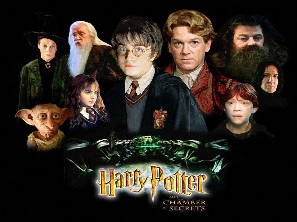 Harry Potter : 'La chambre des secrets'. (Questions liées au monde magique : Partie 2/2)