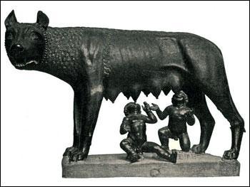D'après le mythe fondateur, qui a fondé la ville de Rome ?