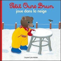 Où joue Petit Ours brun ?