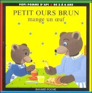 Que mange Petit Ours brun ?