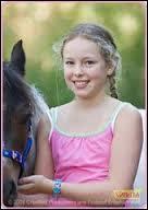 Ella-Rose Shenman a 11 ans lorsqu'elle joue le rôle de ____________ dans la saison 3.