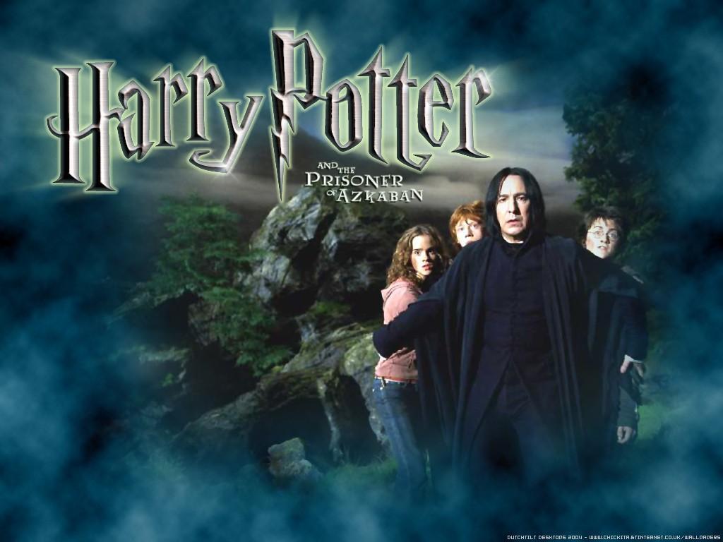 Harry Potter et le Prisonnier d'Azkaban (Questions liées au monde magique : Partie 1/3)