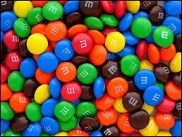 Des bonbons au chocolat, ce sont :