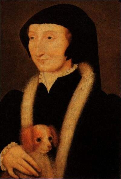 Comment se nomme la sœur de François 1er ?