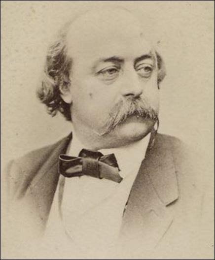 """Lui aussi écrivain, il est connu pour avoir écrit """"Madame Bovary"""", """"L'Éducation sentimentale"""", le reconnaissez-vous ?"""
