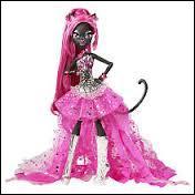 Catty noire est-elle une chanteuse ?
