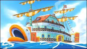 Luffy a détruit le toit du navire-restaurant de Zeff parce qu'il avait faim.