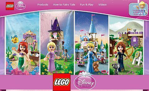 Retrouvez les Princesses Disney