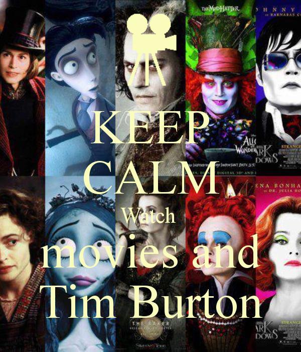 Un film de Tim Burton en une seule phrase !