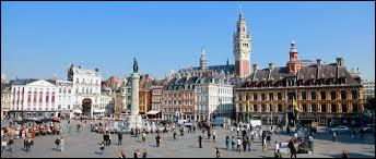 Demain, _____ partirons en vacances à Lille, cette ville se trouve au nord de la France.