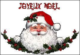 Je te souhaite un joyeux Noël, en espérant que _____ as été sage cette année !
