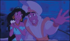 """""""Je vais t'offrir un monde ; aux mille et une splendeurs ! Dis-moi princesse, n'as-tu jamais laissé parler ton cœur ?"""""""
