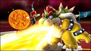 Comment s'appelle l'ennemi juré de Mario ?