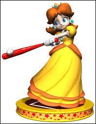 """En quelle année Daisy est-elle apparue pour la première fois dans le jeu """"Super Mario Land"""" ?"""