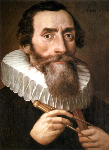 Né en 1571 à Weil der Stadt (Saint-Empire), cet astronome, précurseur de l'héliocentrisme et de l'orbite des planètes décède en 1630. Il se nomme :
