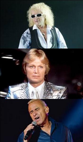 """Parmi ces trois chanteurs, lequel n'a pas chanté """"le printemps"""" ?"""