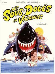 """En quelle année est sorti le film """"Les Sous-doués en vacances"""" ?"""