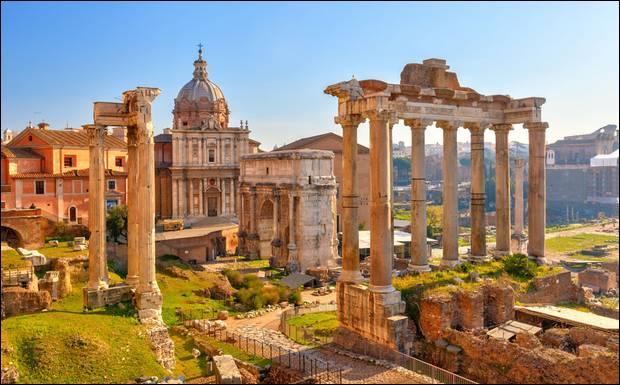 """""""Tous les chemins mènent à Rome """" veut dire :"""