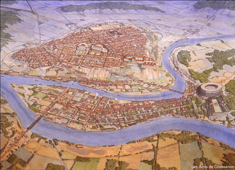 Lugdunum est une ville gauloise mais à quelle ville française actuelle correspond-elle ?