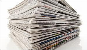 Le septième jour arriva, et Dieu était fatigué. Il se lassait de se lever très tôt pour pouvoir lire la presse avant le travail. C'est alors qu'il eut l'idée d'inventer :