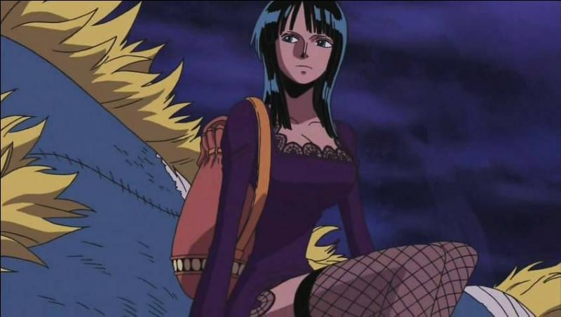 Quel est le surnom que Sanji lui a donné ?
