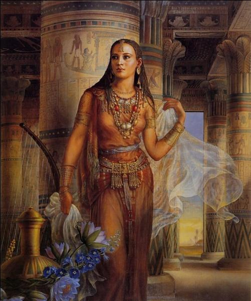 """Quel était dans la """"magie productive"""", l'objectif essentiel des Egyptiens ?"""